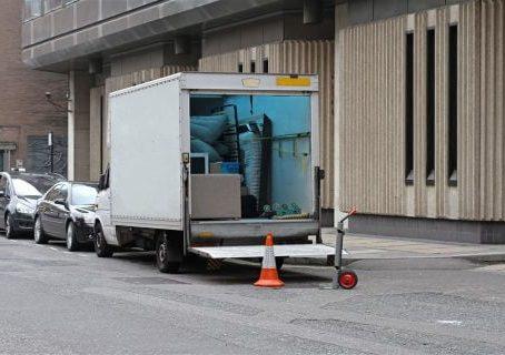 Commercial Movers Edmonton