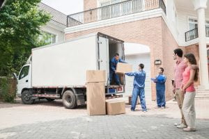 Moving Company Moving Furniture