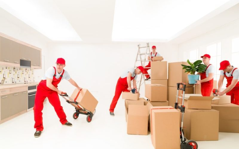 Moving Companies Edmonton
