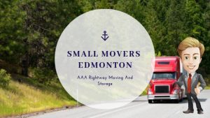 Small Moving Edmonton